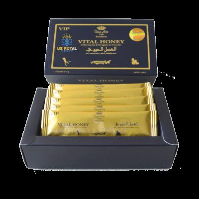 Dose Vital Royal Honey