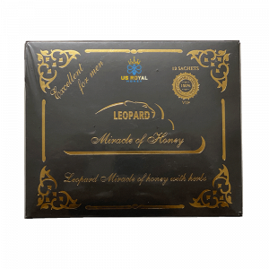 Leopard Miracle of Honey For Him
