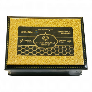 Secret Miracle Royal Honey - Gold Pack