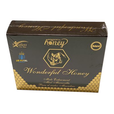 Wonderful Honey Male Enhancement