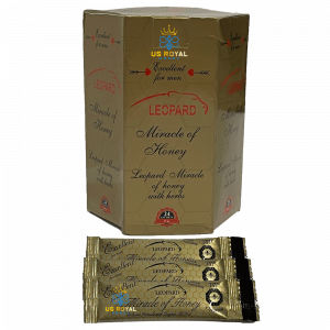 Leopard Miracle Royal Honey