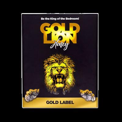 Gold Lion Honey