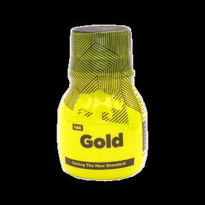 Rhino 14K Gold Liquid Shot
