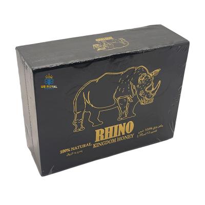Rhino Kingdom Honey