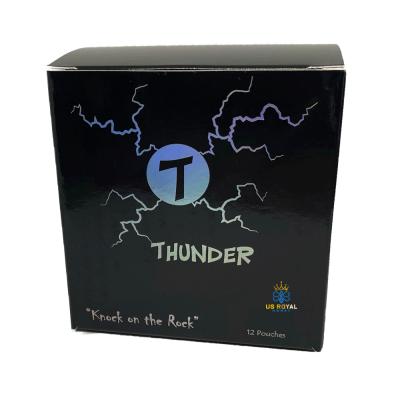 Thunder Knock On The Rock Honey